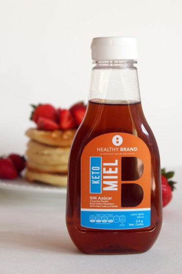 MIEL KETO 250 ML/ HEALTHY BRAND
