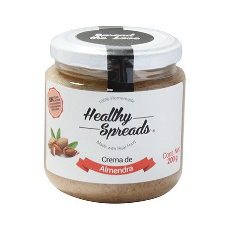 Untables - Spread De Almendras 200g/Healthy Spreads