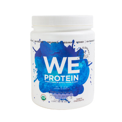 We protein sabor chocolate 500g/ White Elephant