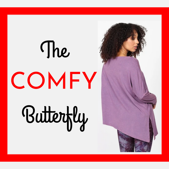 The Comfy Butterfly