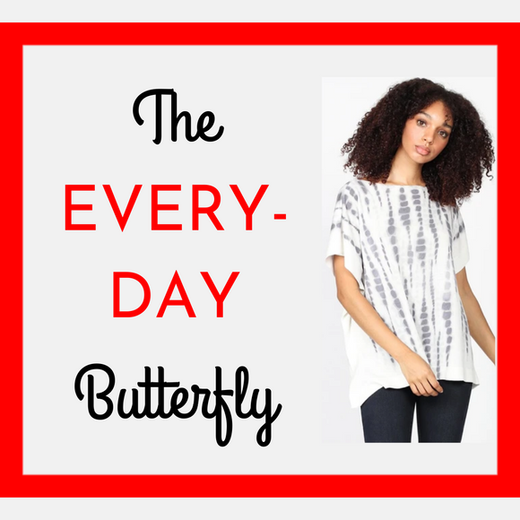 The Everyday Butterfly