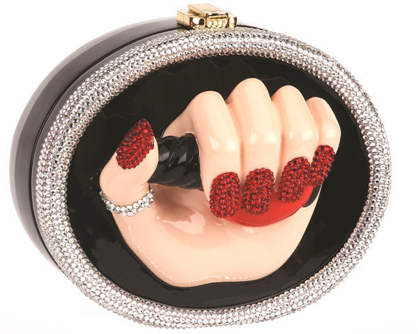 Chic Nails II Handbag