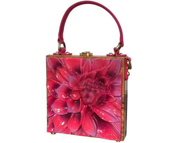 Chrysanthemum Handbag