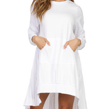 Load image into Gallery viewer, Back pullover dress