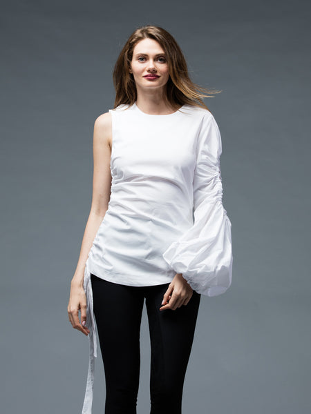 One Puff Sleeve Blouse