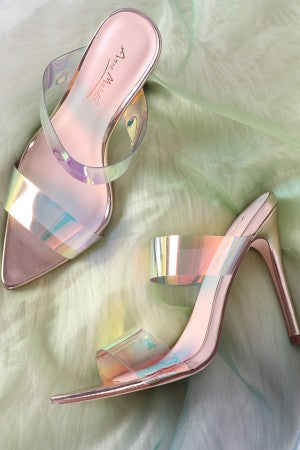 Michelle Stiletto Mules