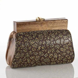 Timmy Woods Veronica II Clutch Handbag