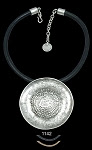 Aegean Medallion Necklace