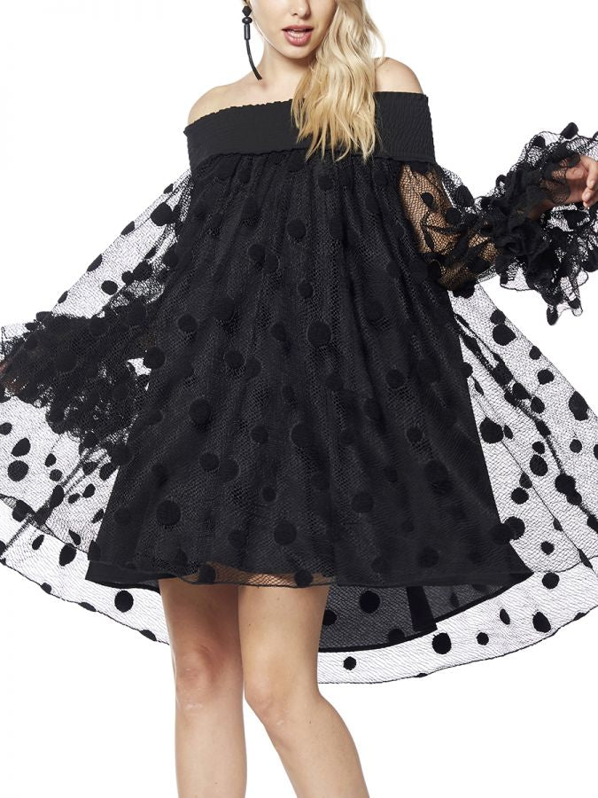 Jessie Polka Dot Dress