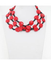 Multi- Layered Necklace