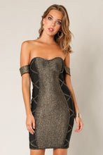 Load image into Gallery viewer, Sweetheart Bandage Dress