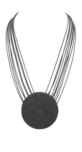 Noir Pendant Necklace