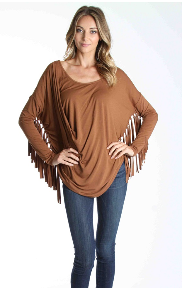 ABENA SLEEVE TOP