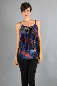 MAXINE OPEN SHOULDER TOP