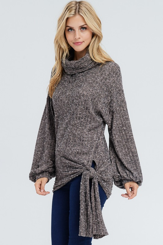 Tiana Turtleneck Sweater