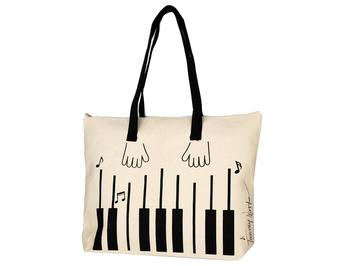 Timmy Woods Piano Tote