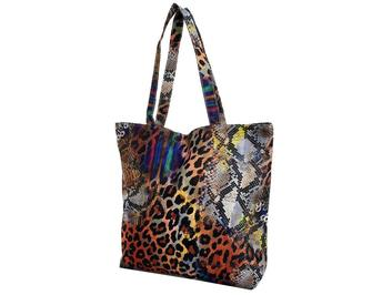 Timmy Woods Animal Print Tote