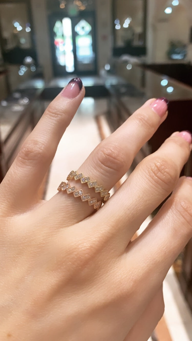 Robyn's Uneven Dream Ring