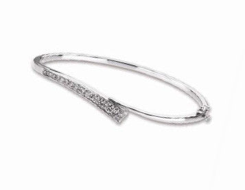 Journey Diamond Bangle Bracelet