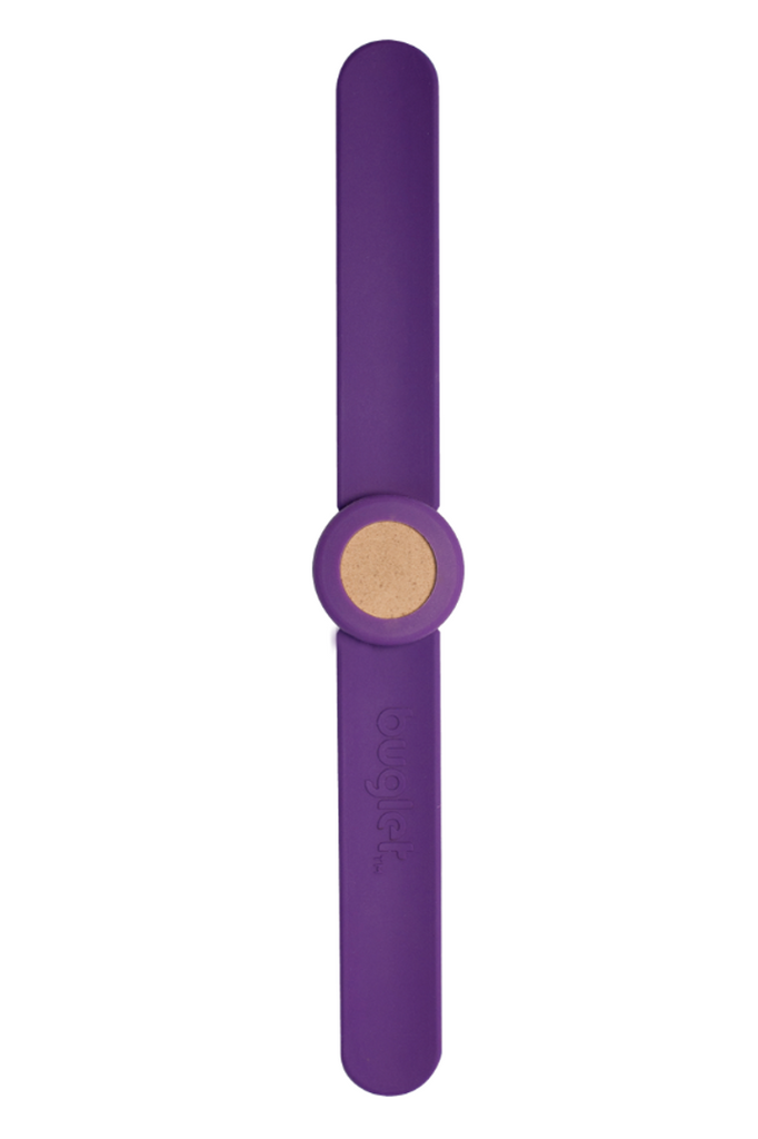BUGLET PURPLE Punch Bracelet