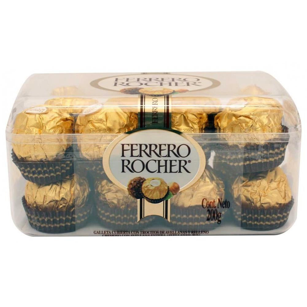 Chocolates Ferrero Rocher 200 g