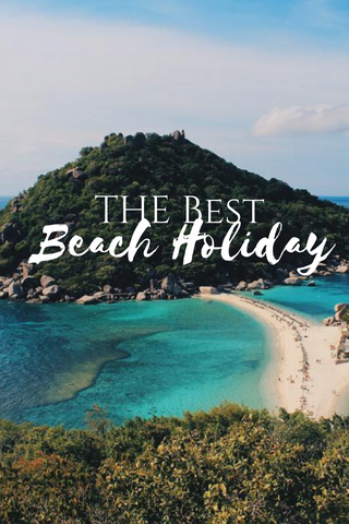 The Best Beach Holiday Ever by Laura Hartley