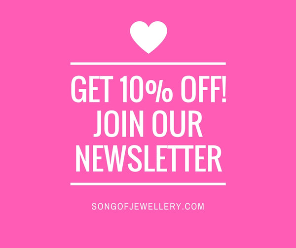 Save 10% When you Join Our Newsletter