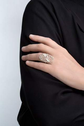ASTERIAS Ring 403 by Aurum - Art Jewellery Store: Song of Jewellery
