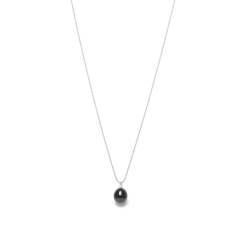 Black-Tear-Drop-Pearl-Pendant-on-32-Long-Necklace-Shop-ORA-Pearls-Online