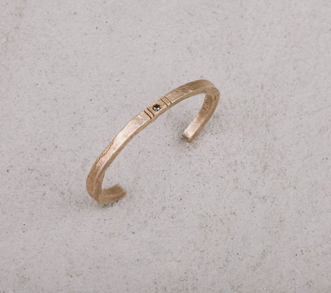 Legami Bracelet in Bronze or Silver by Simone Vera Bath - Art Jewellery Store: Song of Jewellery