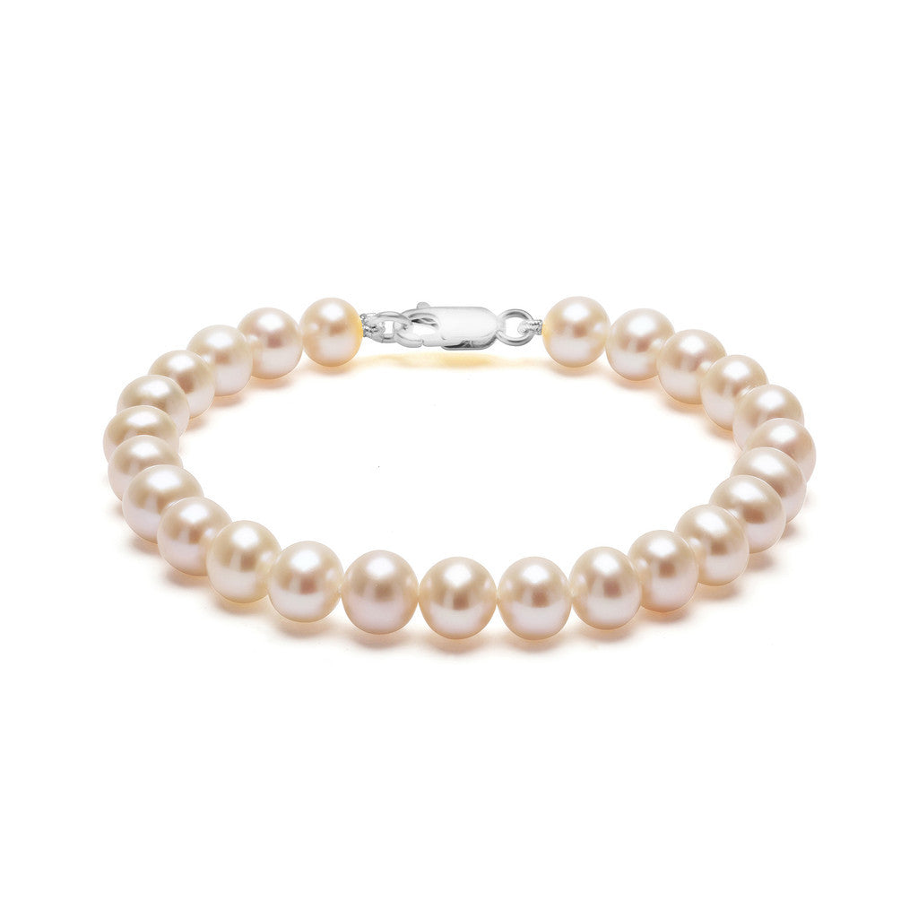 Bridal Bracelet. Wedding Jewellery. Timeless Pearl Jewellery