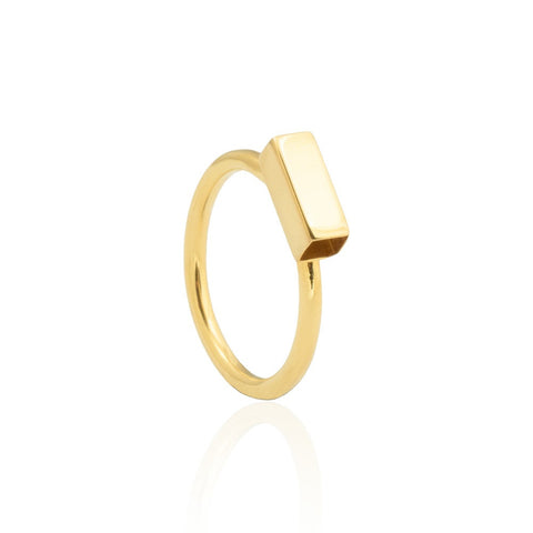 Du Chatelet Gold Vermeil Ring