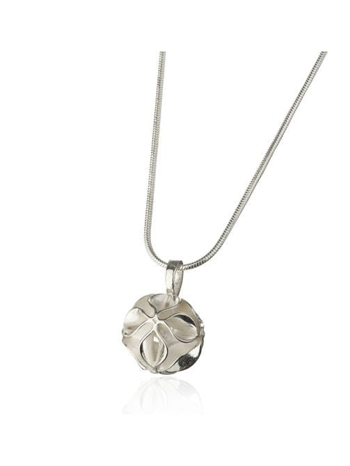 Small 925 Silver Necklace - Classic Jewellery for Her. SOJ - Song of Jewellery