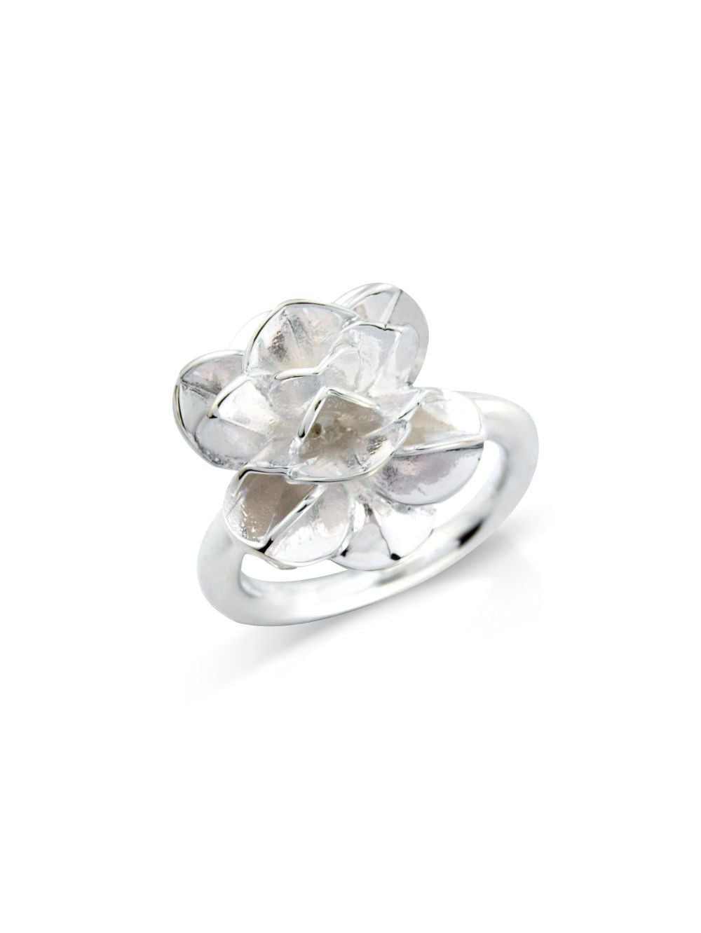 Statement Silver Ring - Contemporary European Jewellers