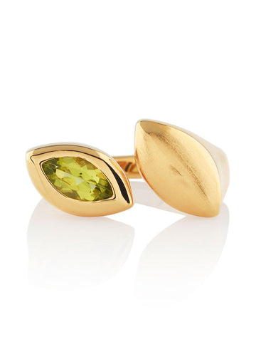 Nara Peridot Gemstone Ring
