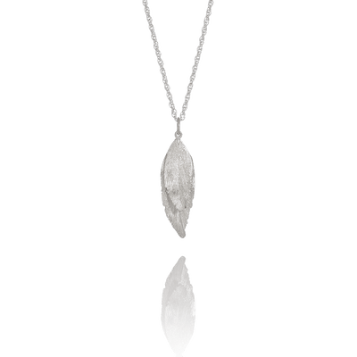 Silver Raven Necklace by Aurum - Art Jewellery Store: Song of Jewellery