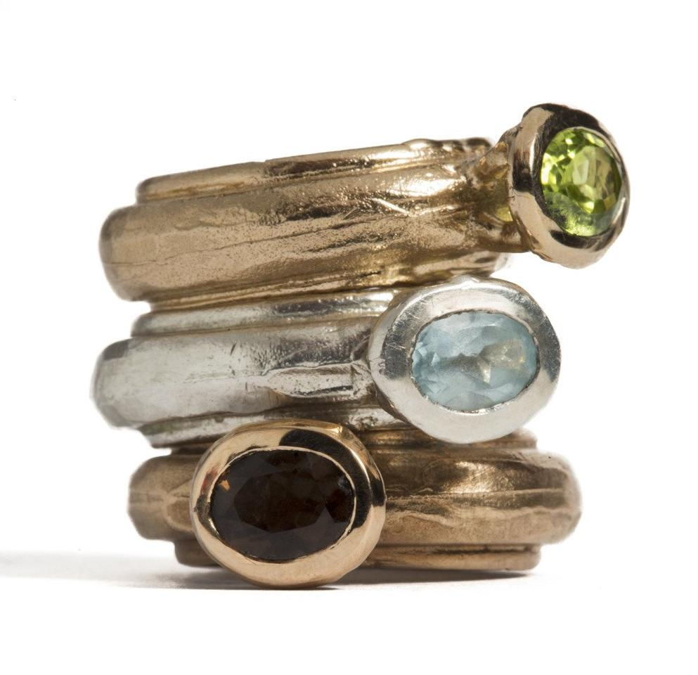 rings ring with in con en detail tormalina rosa bronzo piccola eshop img pearl anellino bronze