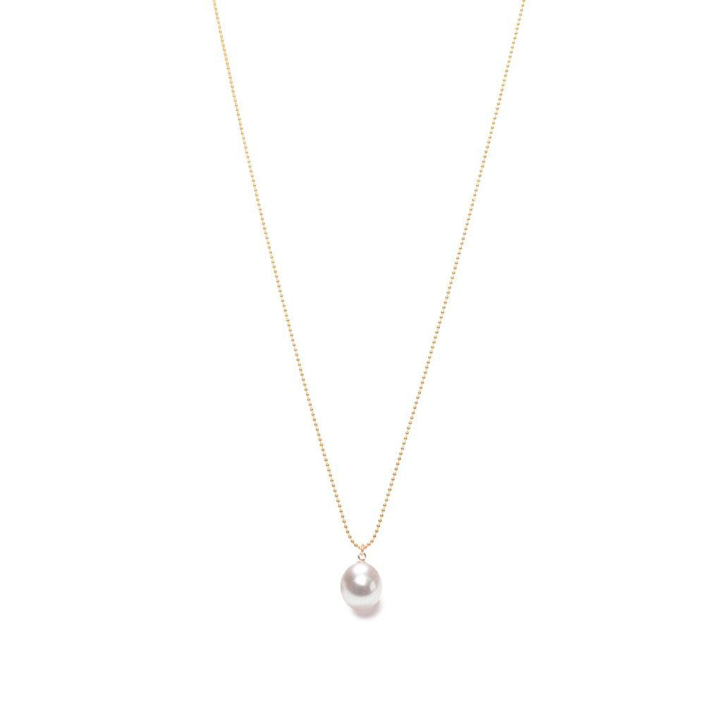 White-Tear-Drop-Pearl-Pendant-on-Long-Necklace-ORA-Pearls
