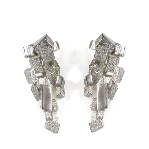 Stud & Cuff Earrings CB-012-B