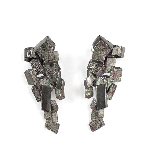 Stud & Cuff Earrings CB-012-N
