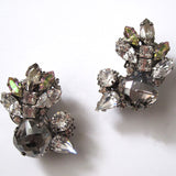 Designer Crystal Earrings - Decadent Fashion Jewellery