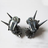 Unusual Designer Earrings - Sciene-Fiction Jewellery UK