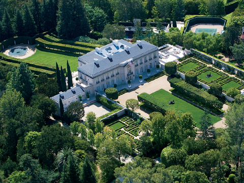 Bel Air Road The Beverly Hillbillies Estate The