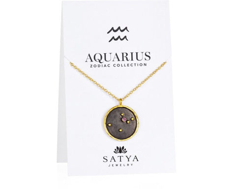 Aquarius Satya Necklace