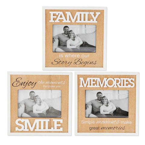 Message Picture Frames