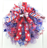 Firecracker Wreath