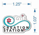 Terri's Creation Station Pins