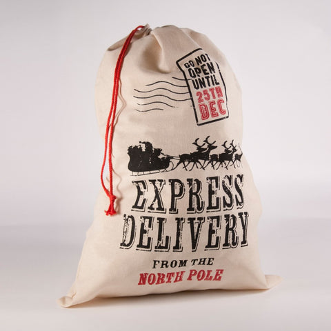 Express Delivery Gift Sack