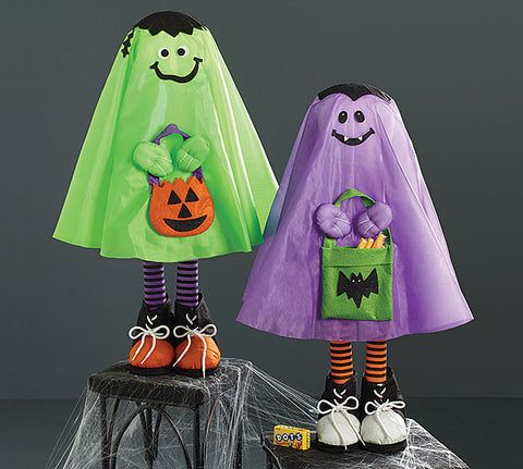 Halloween Pals Decor