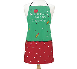 Teacher Apron